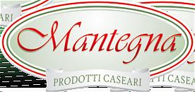 Mantegna Prodotti Caseari, Logo